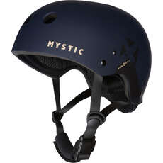 Mystic MK8X Kite & Wakeboarding Helmet  - Night Blue
