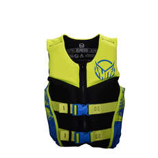 HO Sports Boys Youth Pursuit NEO Waterski Vest - Yellow