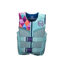 HO Sports Girls Youth Pursuit NEO Waterski Vest - Small