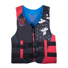 HO Sports Mens Infinite Waterski Vest Tall - Black/Blue