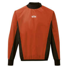 Gill Spray Top - Orange