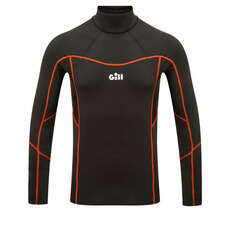 Gill Hydrophobe Thermal Top - Black