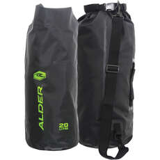 Alder 20L Dry Bag Back Pack  - Black
