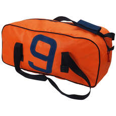 Bainbridge Sports Sailcloth Sail Number Sailing Bag - Orange - 35 Ltr