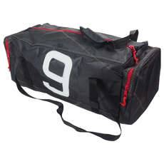 Bainbridge Crew Sailcloth Sail Number Sailing Bag - Black - 65 Ltr