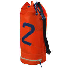 Bainbridge Sailcloth Sail Number Duffel Sailing Bag - Orange - 43 Ltr