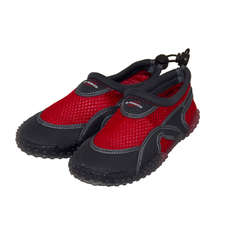 Gul Junior Aqua Beach Shoes 2017 - Red/Charcoal