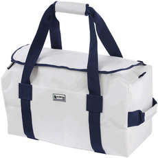 Bainbridge Sailcloth Deluxe Sailing Bag - White