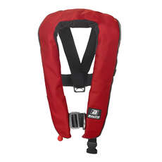 Baltic Winner 150N Life Jacket Auto Harness  - Red