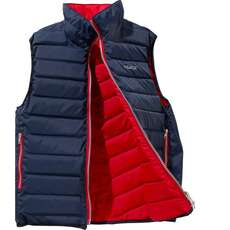 Baltic Flipper Reversible Gilet Buoyancy Aid - Navy/Red