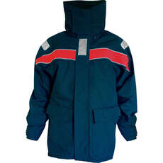 Collier Coastal Sailing Jacket  - Blue