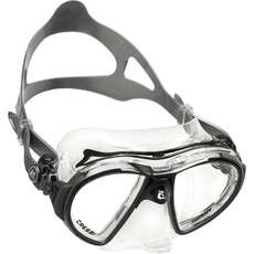 Cressi Air Crystal Diving / Snorkelling Mask - Black