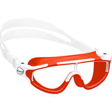 Cressi Baloo Childs Swimming Goggles - Orange - Age 2-7