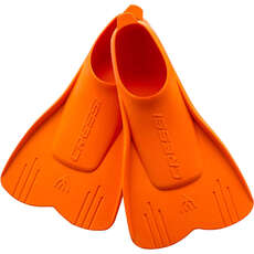 Cressi Mini Light Childrens Swimming Fins - Orange