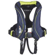 Crewsaver ErgoFit+ 190N OS Lifejacket - Harness Light & Halo Hood