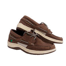 Gul Falmouth Leather Deck Shoes / Boat Shoes 2019 - Tan