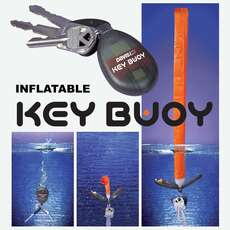 Davis Key Buoy - Self Inflating Floating Key Ring
