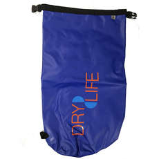 Dry Life 24L Tube Backpack Dry Bag - Blue