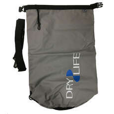 Dry Life 30L Tube Dry Bag - Grey