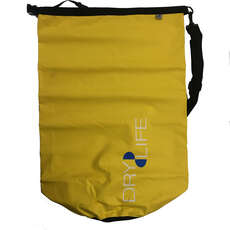 Dry Life 60L Tube Dry Bag - Yellow
