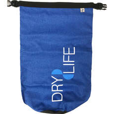 Dry Life 30L Soft Tarp Tube Dry Bag - Blue
