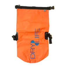 Dry Life 10L Rucksack Dry Bag - Orange