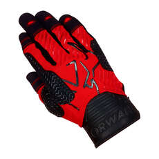 Forward Sailing Gloves - Red