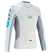 Forward Sailing Long Sleeve UV50 Rashguard -Grey