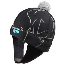 Forward Sailing Neoprene Beanie - Black/Grey