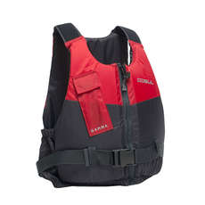 Gul Gamma Junior 50N Buoyancy Aid - Red/Grey - GM0380-A9J