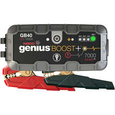 NOCO Genius Boost GB40 - Compact Lithium Engine Jump Starter & Charger