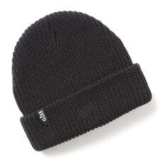 Gill Floating Knit Beanie - Graphite