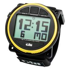 Gill Regatta Race Timer - Sailing Watch - Yellow