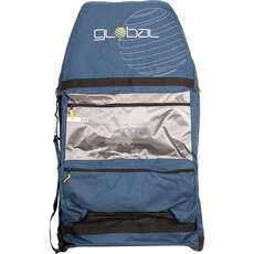 "Global SX3 Triple Bodyboard Bag / Backpack - 42"" - Navy"