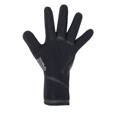 2020 Gul Flexor 3mm Wetsuit Gloves - Black - GL1225-B7