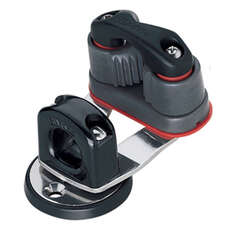 Harken 241 Ball Bearing Swivel Cam Base & Carbo Fairlead