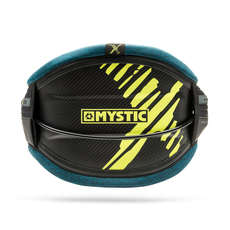 Mystic MAJESTIC X CARBON Kitesurf Harness 2019 - Teal