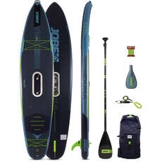 Jobe E-Duna 11.6 Inflatable Electric SUP Paddle Board Package