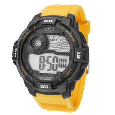 Limit Mens Sports Digital Watch - Yellow