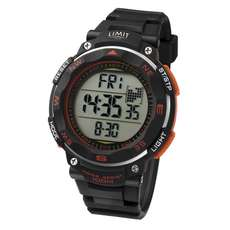 Limit ProXR Mens Digital Water Sports Watch - Black/Orange