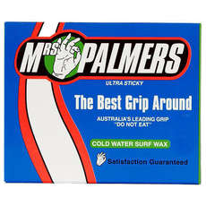 Mrs Palmers Super Sticky Cold Water Surfboard Wax