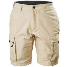 Musto Evolution Deck UV Fast Dry Shorts - Light Stone