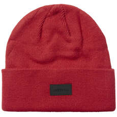 Musto Shaker Cuff Beanie  - True Red