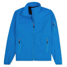 Musto Evolution Crew Soft Shell Jacket - Brilliant Blue