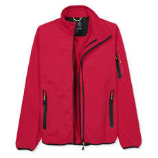 Musto Crew Soft Shell Jacket - True Red