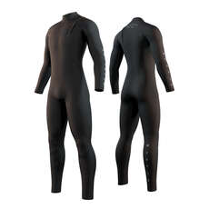 Mystic THE ONE 4/3mm Zip-Free Wetsuit  - Black