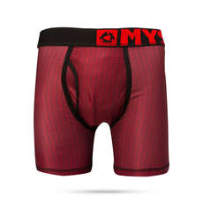 Mystic Quickdry Boxer Shorts - Bordeaux