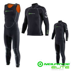 Neil Youth Pryde Elite Firewire Matrix Heatseeker Wetsuit Kit