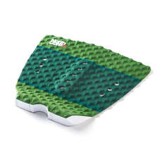 Northcore Ultimate Surfboard Deck Grip Tail Pad - Forest