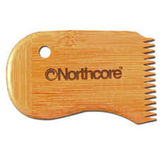 Northcore Bamboo Surfboard Wax Comb